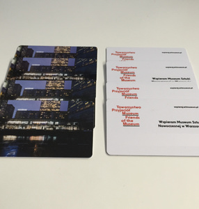Membership cards for 2015 are ready to take!6 We\'re asking you to take them!