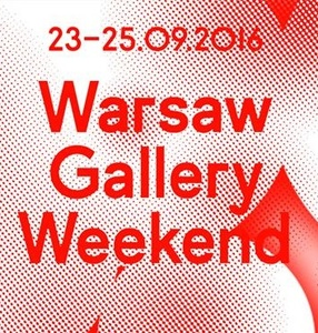 Guided tour during Warsaw Gallery Weekend. We\'re inviting all Friends of the Museum for special tour around Warsaw\'s best galleries.