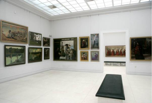 Rogalińska Gallery in the Presidential Palace